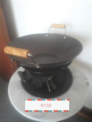 Big chinese wok for sale