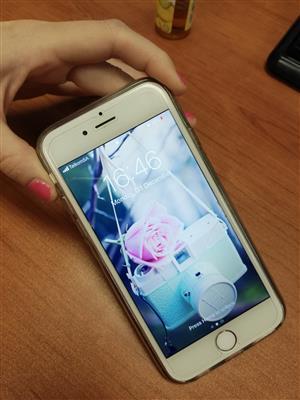 iPhone 6, Silver 64GB