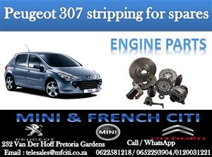 Wide Variety of Peugeot 307 Engine Parts for sale contact us today and get great deals!!!