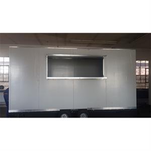 2nd Hand Coldroom: 75mm 4.8m x 3.8m x 2.4m