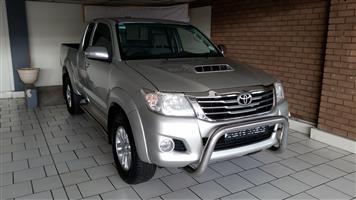 2013 Toyota Hilux 3.0D 4D Xtra cab Raider