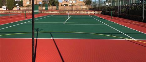 TENNIS /BASKETBALL/NETBALL COURT RESURFACING AND CONSTRUCTION WESTERN CAPE 0846941581