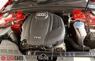 2014 Audi A4 sedan A4 2.0 TDI STRONIC (B9)