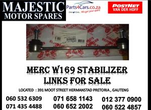 Mercedes benz w169 stabilizer links for sale