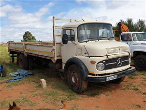 MB Bullnose 1413 Truck for Sale.