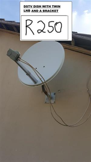 DSTV Dish and bracket