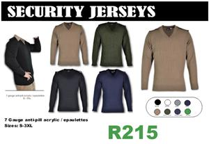 security combat jersey