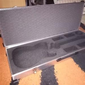 New aluminum guitar case
