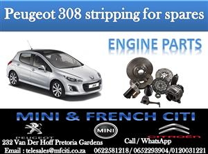 ​BIG PROMOTION ON PEUGEOT 308 ENGINE PARTS