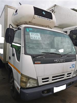 Used 2007 Isuzu NRP 400 for sale