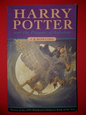 Harry Potter - JK Rowling - REF: 2768.