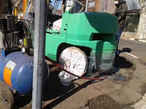 Forklift Refurbishment