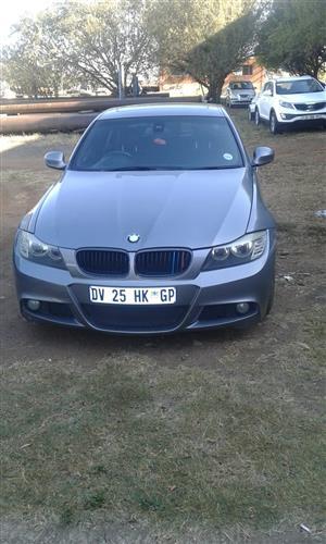 2011 BMW 3 Series sedan 320D SPORT LINE A/T (G20)