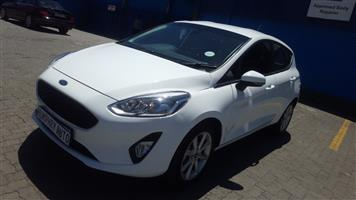 2019 Ford Fiesta 5 door 1.0T Ambiente