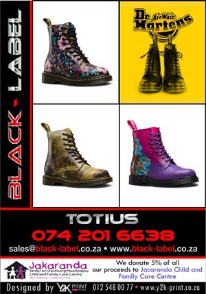 Shoes: Black-Label: Contact today!