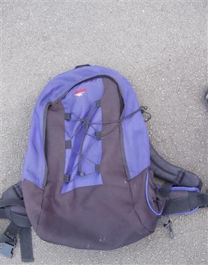 Hi Tech  Back Pack - in good condition
