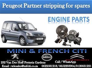 BIG PROMOTION ON PEUGEOT PARTNER ENGINE PARTS