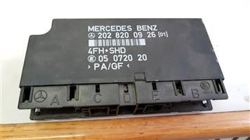 Mercedes-Benz C280/W202 Comfort control Module