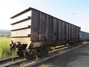 56 329 kg Wagons - Leeuhof - ON AUCTION