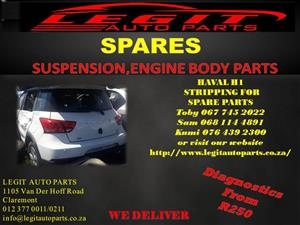 HAVAL H1 STRIPPING FOR SPARE PARTS