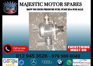 Bmw F20 high pressure fuel pump for sale