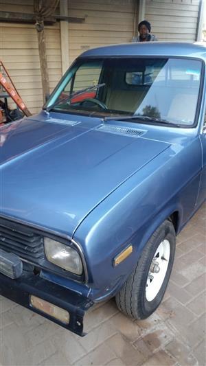 1984 Nissan 1400 Champ