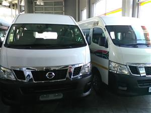 2019 Nissan NV350 panel van 2.5i