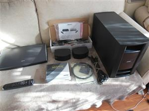 Bose Lifestyle 235 Home Theater System New Complete with all accessories