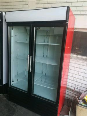 Display fridges for sale.[Second Hand}