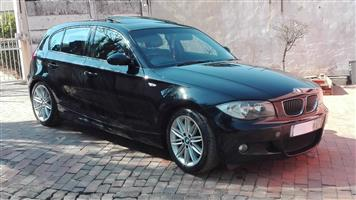 2007 BMW 1 Series 130i 5 door