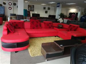 U Shaped Lounge Suite