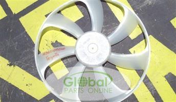Toyota corolla radiator fan for sale