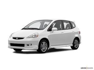 2007 Honda Jazz 1.5 CVT