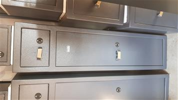 Handgun, pistol and rifle safes for sale. All brand new!
