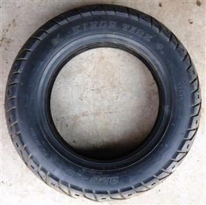 Kings Tyre - 3.50x10 6-Ply (Mold from Japan) Scooter Tyre