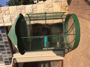Large round Bird Cage