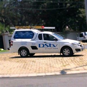 SAME-DAY DSTV INSTALLATION AND MAINTENANCE. 0769710198
