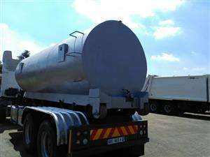 BEST QUALITY BEST PRICE WATER TANKER FOR MORE CONTACT( 011)914-1035/0635408390