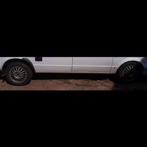 Vw mk2 gti mags swop for other mags