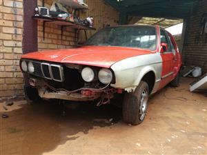 1988 BMW 1 Series