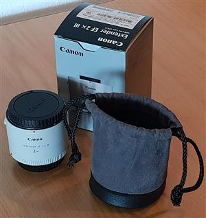 Canon Extender EF 2x II for sale perfect, as new