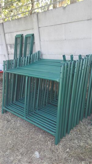 20pc Scaffolding H frames for only R7000 NOW IN STOCK!!