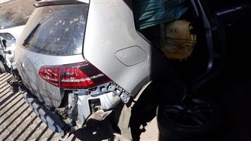 VW Golf 7 STRIPPING FOR SPARES