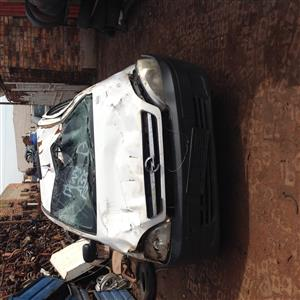 Stripping Opel Corsa Utility 2007 for Spares