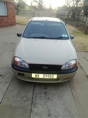 1999 Ford Fiesta 1.4 3 door Titanium