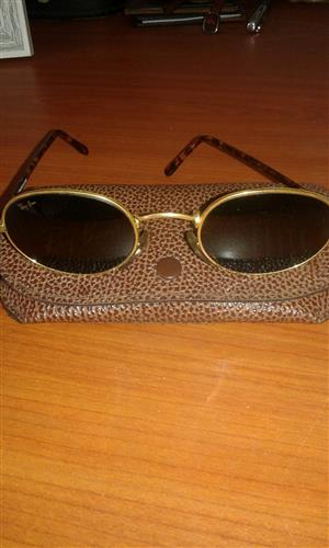RayBan Classic Style I Oval Sunglasses - B&L Lenses