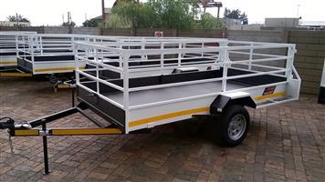 3m brand new 750kg trailer