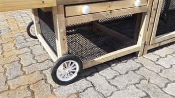 Chicken Coop 'Tractor'