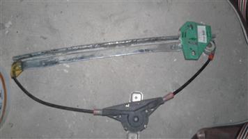 Ford lcon window mechanism