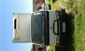 selling nissan  2008  cabstar  diesel car